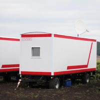 Mobile buildings